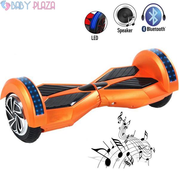 Xe điện thông minh SW-B2 (Bluetooth, đèn bánh xe)