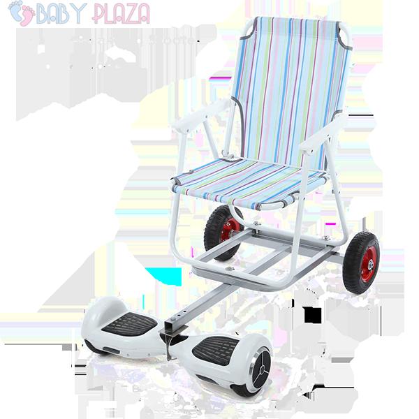 HoverSeat phụ kiện ghế ngồi xe điện cân bằng