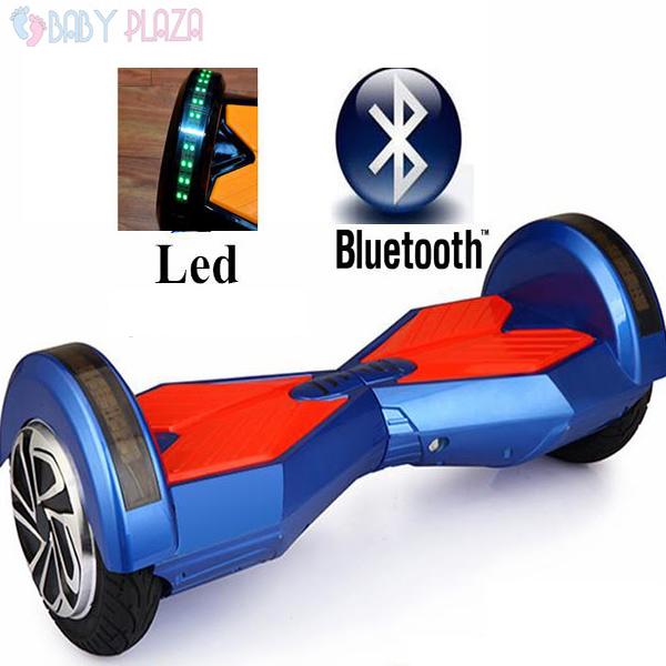 Xe điện 2 bánh cân bằng BW-S8 02 (cỡ lớn, có nhạc)