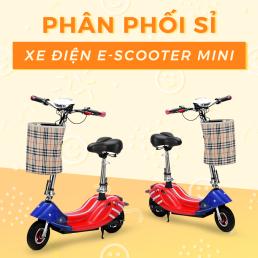 phân phối sỉ xe điện mini E scooter