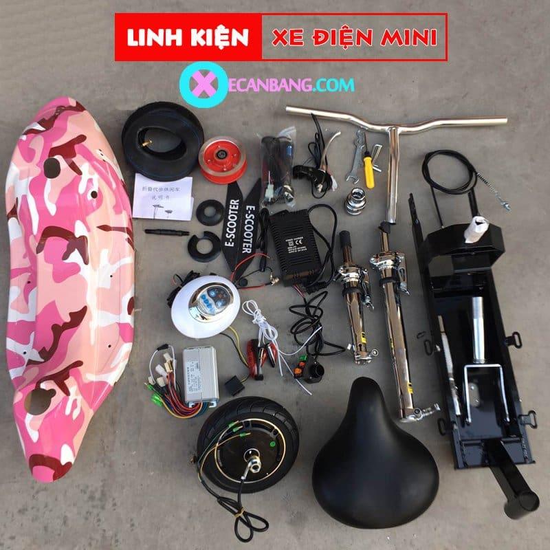 Một số lưu ý khi sửa xe đạp điện mini 2