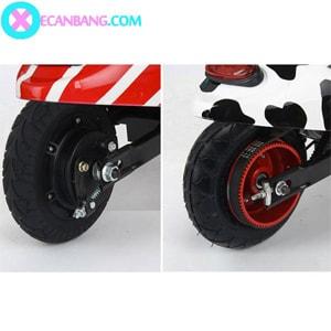 Lốp xe điện mini