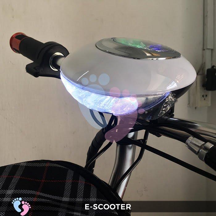 Xe điện mini E Scooter Bình ắc quy 24V 7