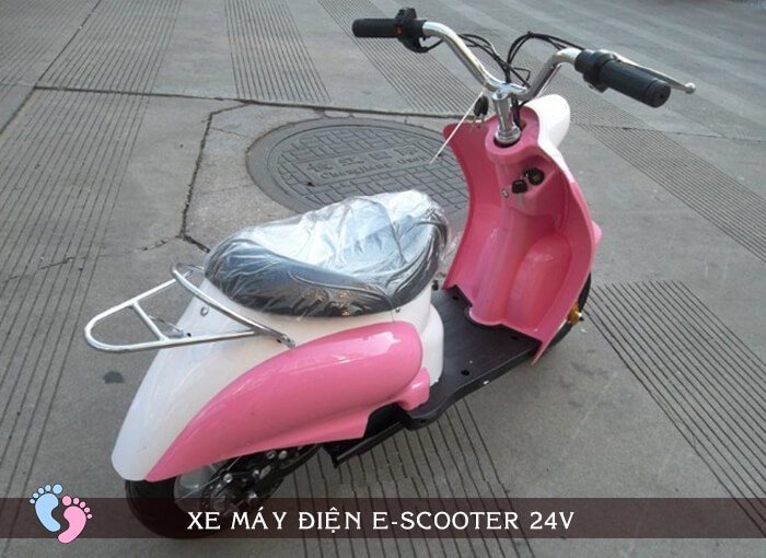 Xe máy điện E-scooter 24V 10
