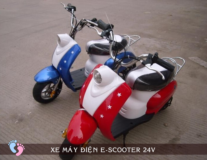 Xe máy điện E-scooter 24V 2