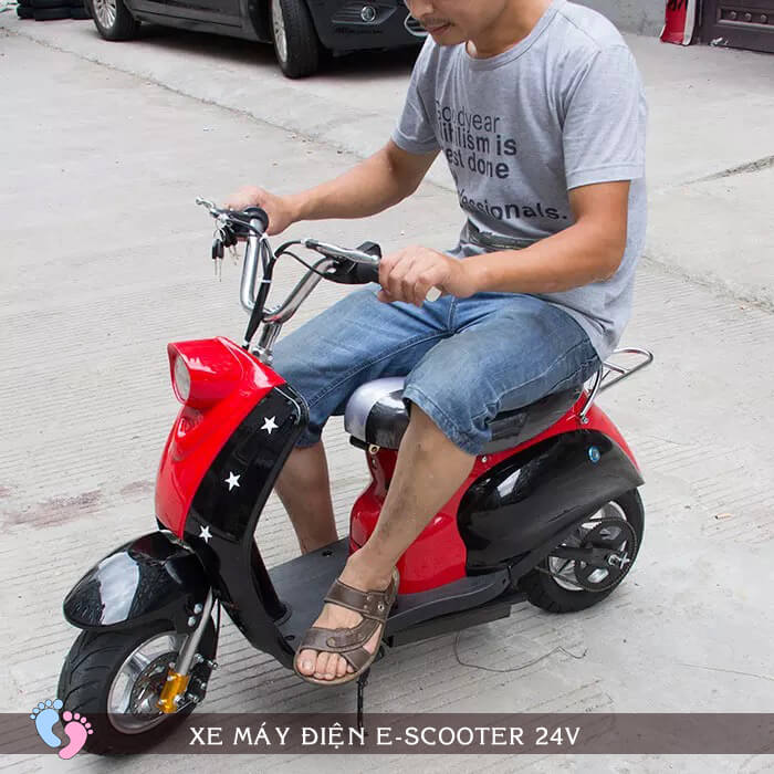 Xe máy điện E-scooter 24V 4