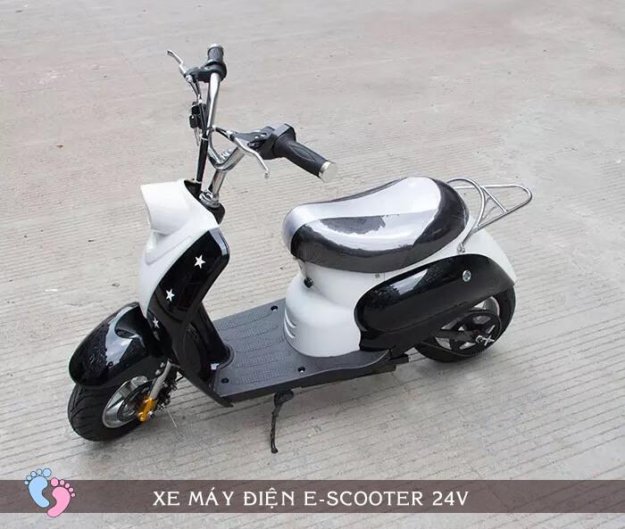 Xe máy điện E-scooter 24V 7