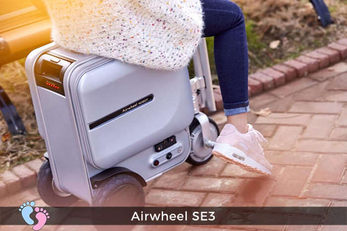 Airwheel SE3 11