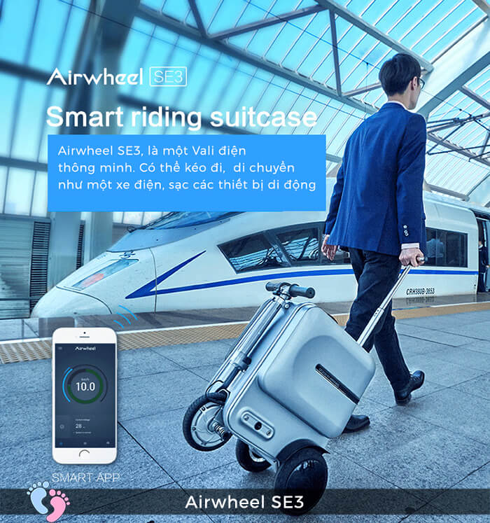 Airwheel SE3 4
