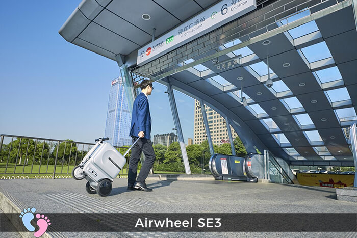 Airwheel SE3 7