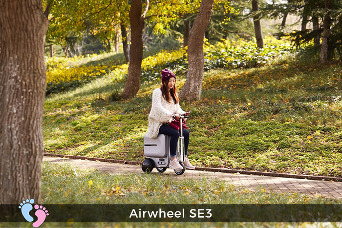 Airwheel SE3 9
