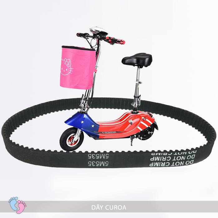 Dây Curoa của xe điện mini E-scooter 1