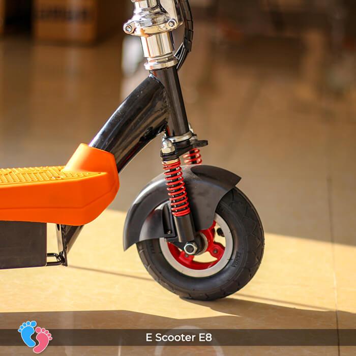 E-scooter Mini 8 inch E8 cao cấp 11