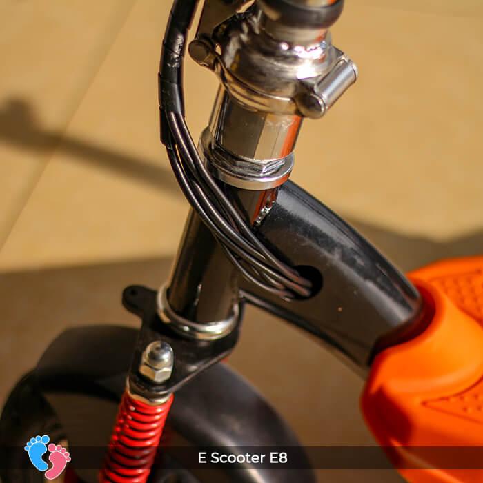 E-scooter Mini 8 inch E8 cao cấp 12