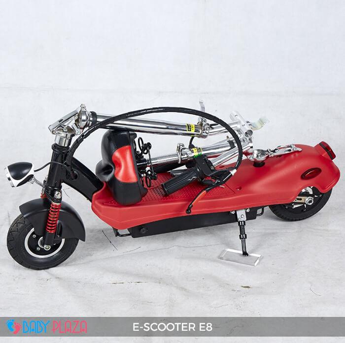 E-scooter Mini 8 inch E8 cao cấp 7