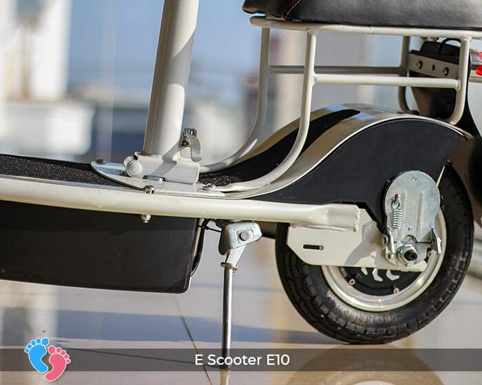 Xe điện E-scooter mini E10 bánh 10 inch 17