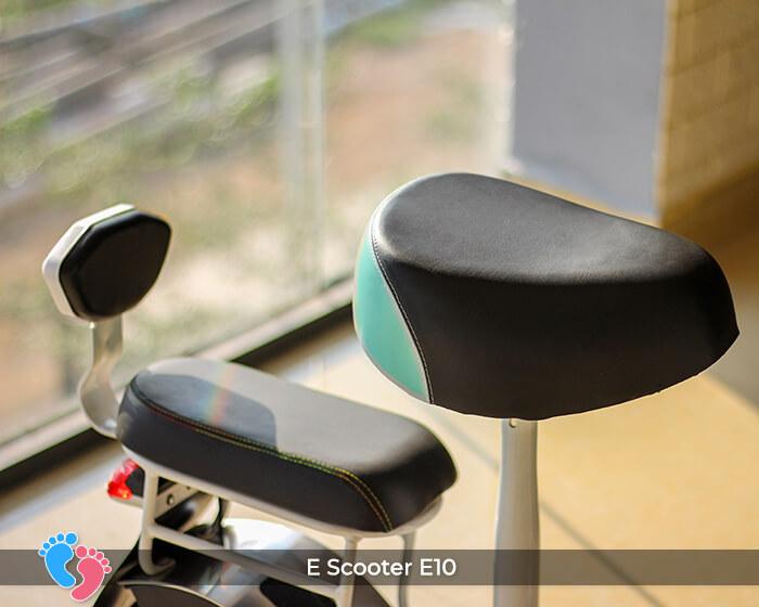 Xe điện E-scooter mini E10 bánh 10 inch 18